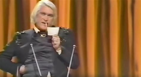 Angry Charlie Rich Snubs John Denver During Historic 1975