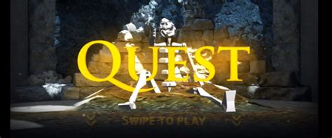 GDC 14: Sneak Peek at Quest, A Mobile Running Game