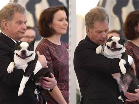 5 world leaders and their adorable dogs [ARTICLE] - Pulse
