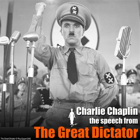 Final Speech (From The Great Dictator) - Single | Charlie