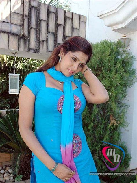 Tamil HOTTEST actress bhuvaneswari sizzling hot in a blue