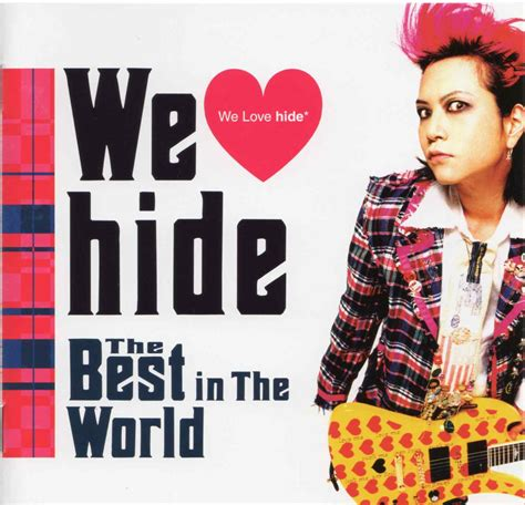 We Love hide~The Best in The World~ - Art of Life - Yahoo!ブログ