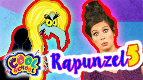 Rapunzel - Chapter 5 | Story Time with Ms